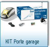CAME kit porte garage